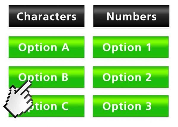 Articulate Skins Widgets : 2 Columns Sorting - Custom Articulate Presenter Widgets