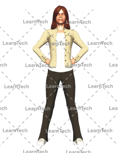 LearnTech - Character Poses – Alyson_Angry