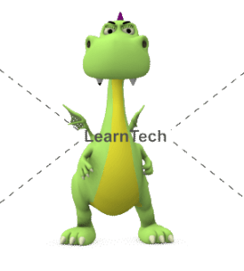 Character Poses – Dragon_Angry_front | Online Store | LearnTech