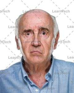 Real Emotives – Old Man_Confused | Online Store | LearnTech