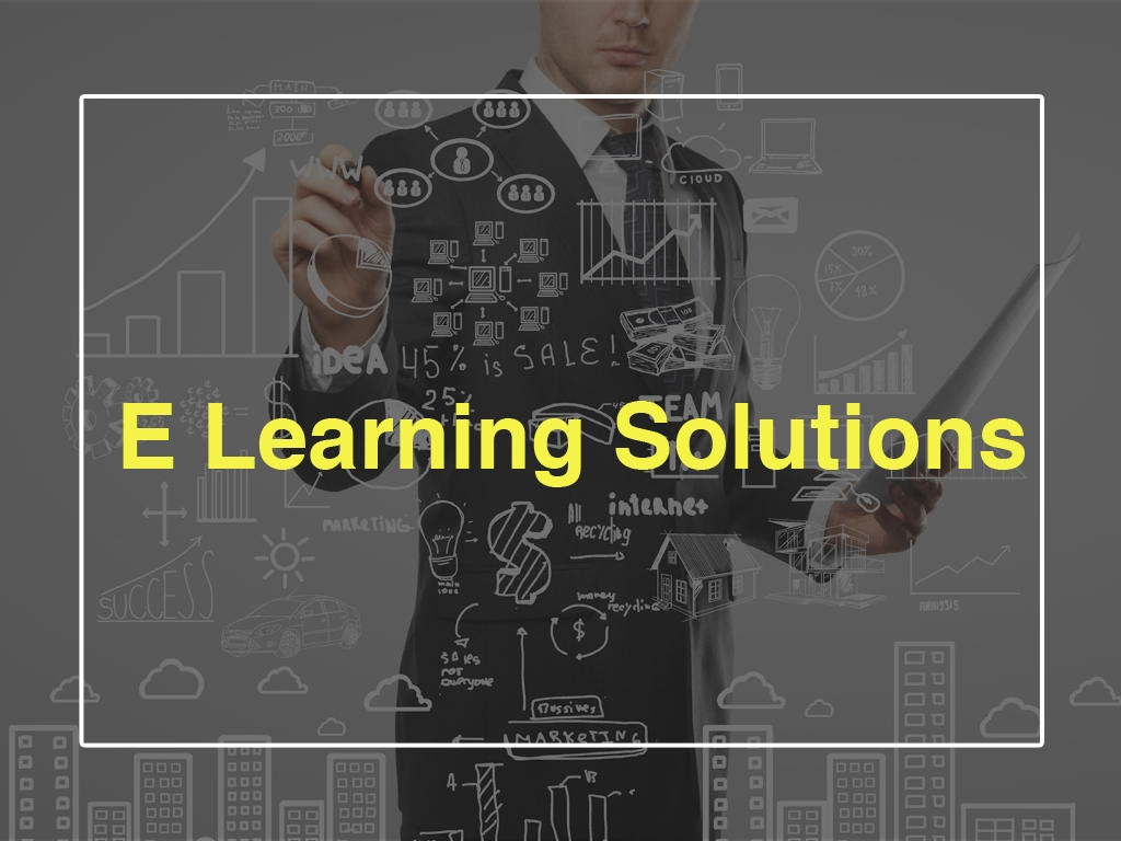 E Learning Solutions | E- Learning Design & Development in India