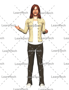 LearnTech - Character Poses – Alyson_Explaining
