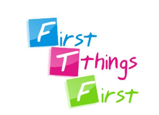 First Things First   Logo   LearnTech