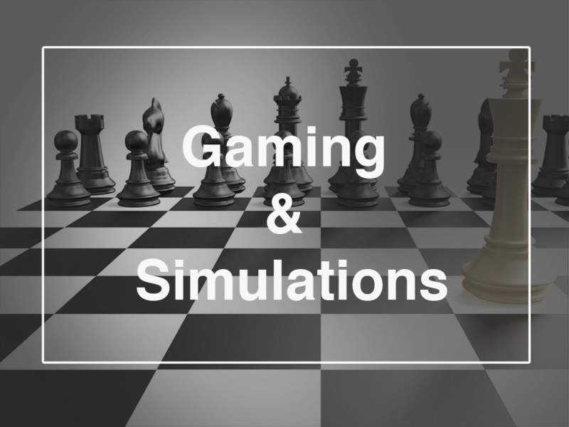 Gaming & Simulations