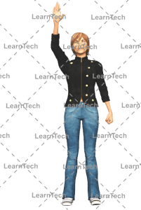 LearnTech - Character Poses – Sydney_Hi