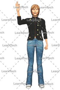 LearnTech - Character Poses – Sydney_Look_Good