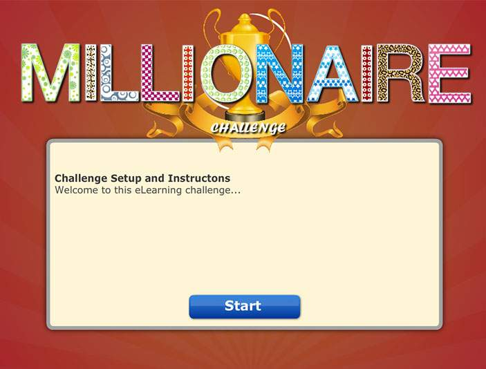 Millionaire Game - Learning Games - online E learning Games