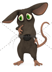 Character Poses – Mouse_Sad | Online Store | LearnTech