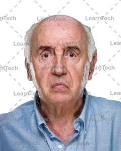 Real Emotives – Old Man_Sad | Online Store | LearnTech