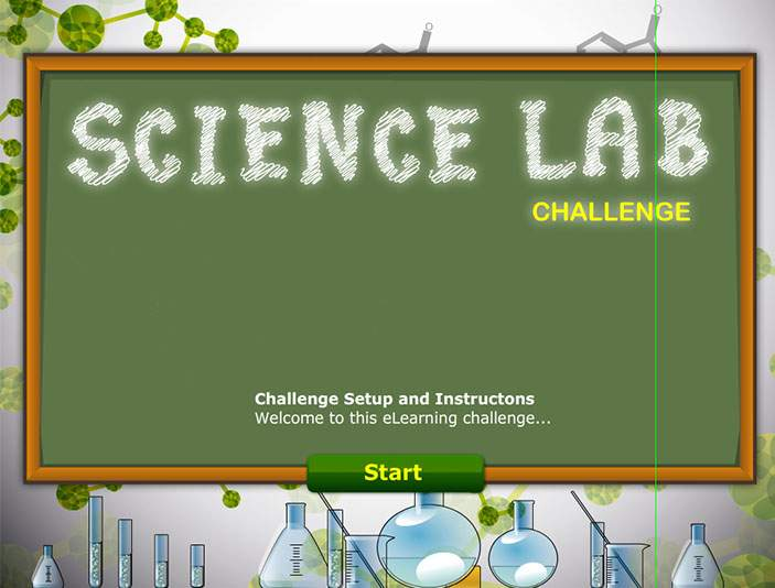 Scientist Game - Learning Games - online E learning Games