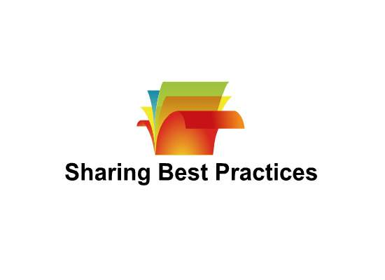 Sharing Best Practices   Logo   LearnTech