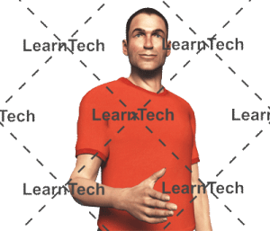 Character Poses –Simon_Hand_Shake | Online Store | LearnTech