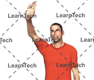 Character Poses –Simon_Hi | Online Store | LearnTech