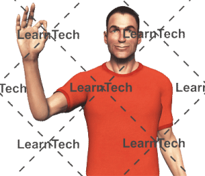 Character Poses –Simon_Look_Good | Online Store | LearnTech