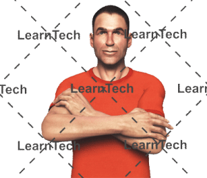 Character Poses –Simon_Standing_Hand_Bend | Online Store | LearnTech
