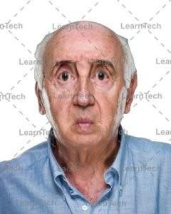Real Emotives – Old Man_Surprise | Online Store | LearnTech