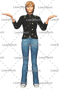 LearnTech - Character Poses – Sydney_Surprised
