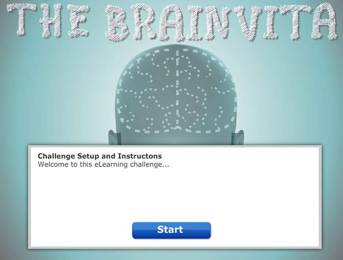 The Brainvita - Learning Games - online E learning Games