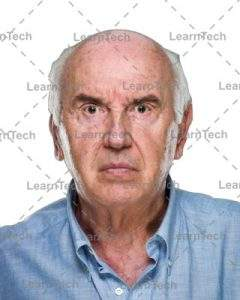 Real Emotives – Old Man_Unhappy | Online Store | LearnTech