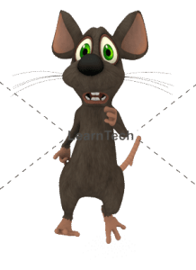 Character Poses – Mouse_Wonder | Online Store | LearnTech