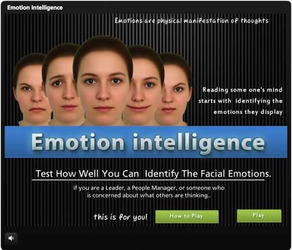 LearnTech – Digital Assessments - Emotion Intelligence