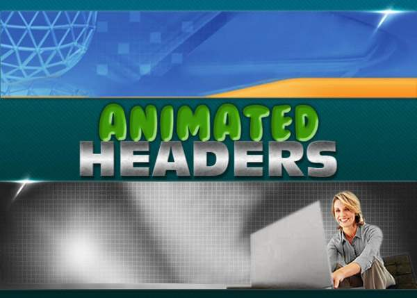 Animated Headers - Animated Headers for powerpoint - E learning Development