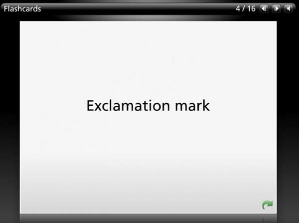 LearnTech – Engaging Interactions - Flash Cards