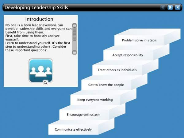 LearnTech – Engaging Interactions - StairStep