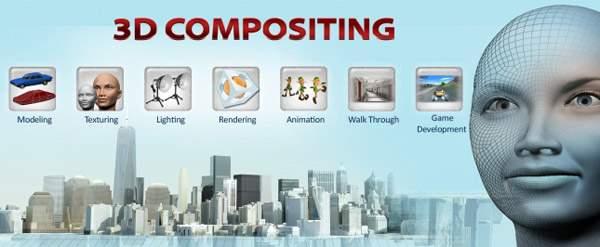 Learntech - Graphics Development - 3D Compositing