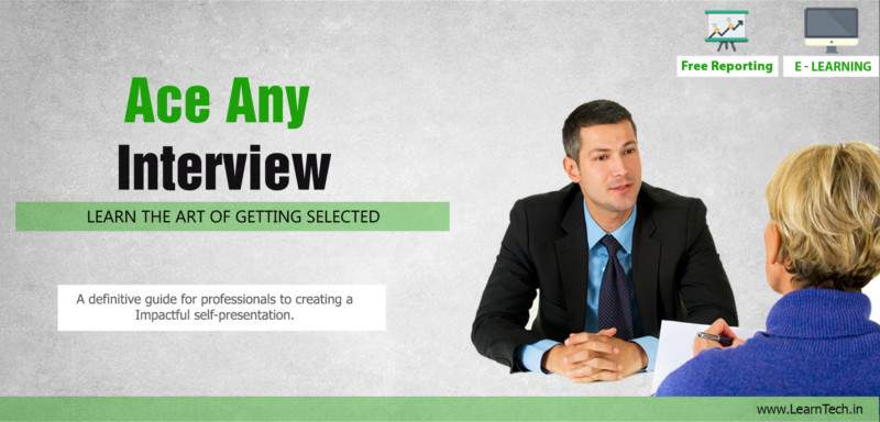 Ace Any Interview - Training - E learning