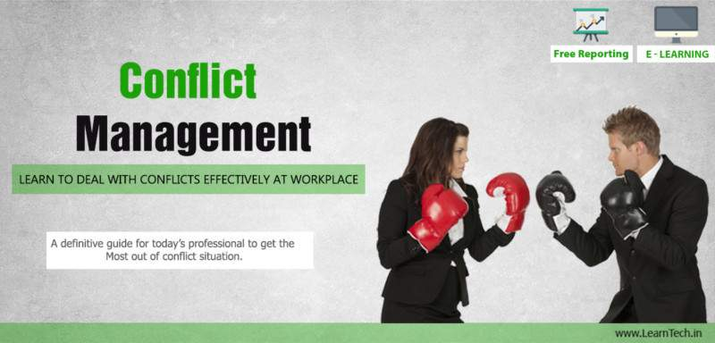 Conflict Management - Training - E learning