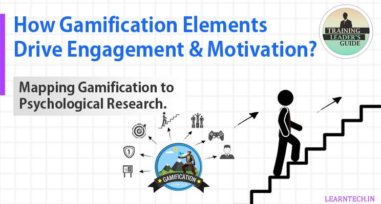 Gamification Elements-Motivation-Psychological Perspective - Gamification in Learning