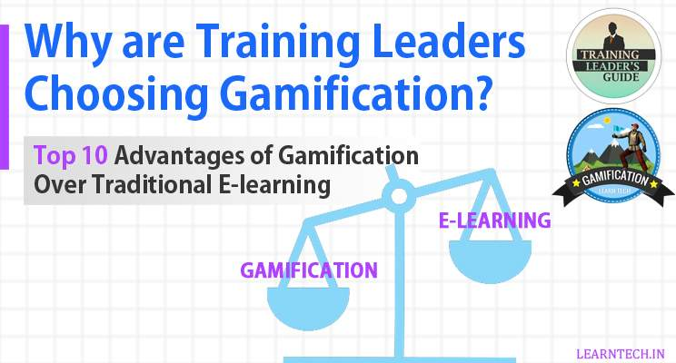 Benefits of Gamification for Organization Trainings - Gamification in Learning