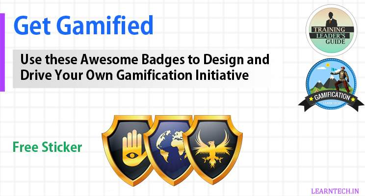 Free Logos & Badges for Gamification Initiative - Gamification in Learning