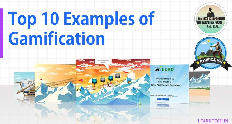 Gamification Examples - Gamification in Learning