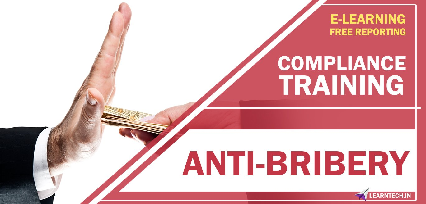 Anti Bribery - Compliance training - Off the Shelf E learning Content