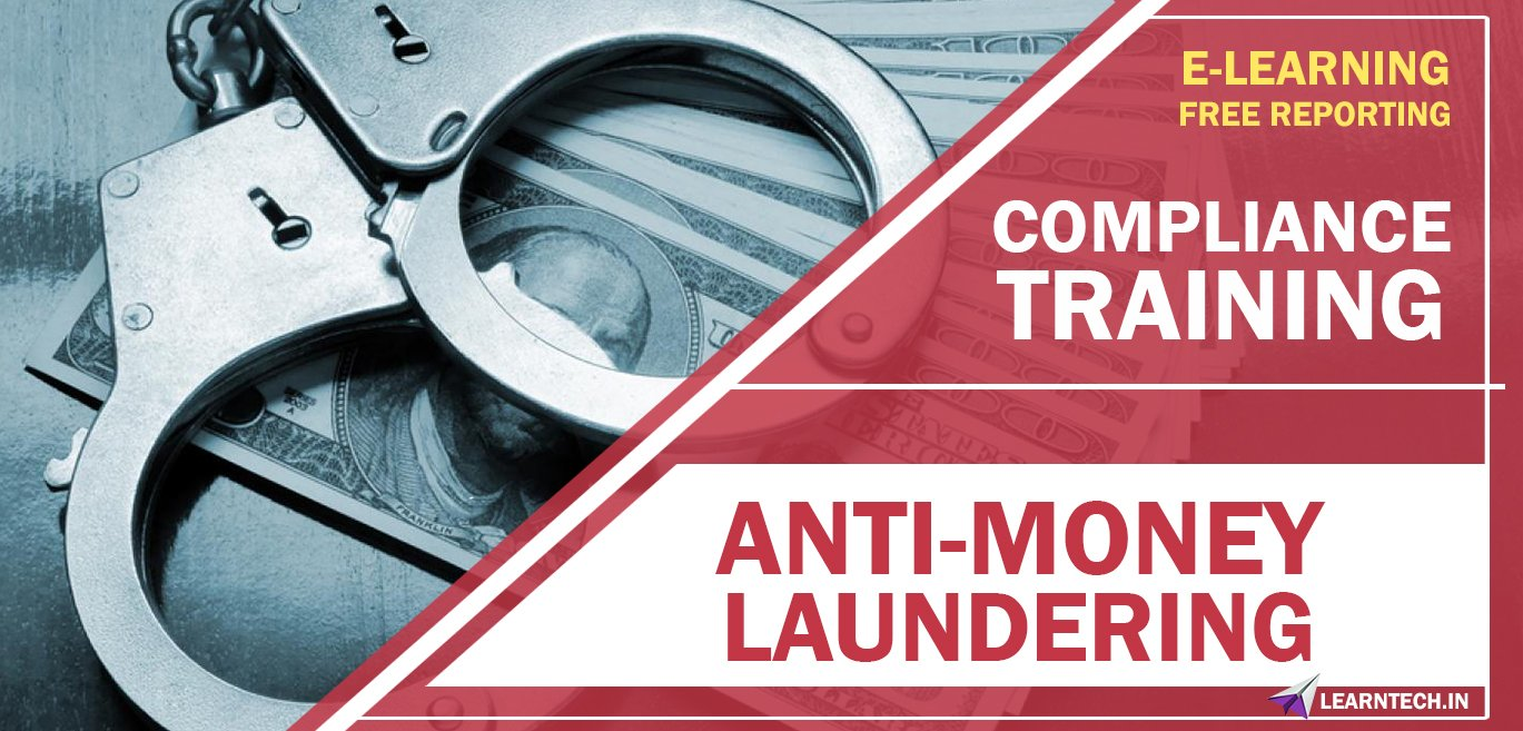 Anti-Money Laundering - Off the Shelf E learning Online Courses - Compliance training