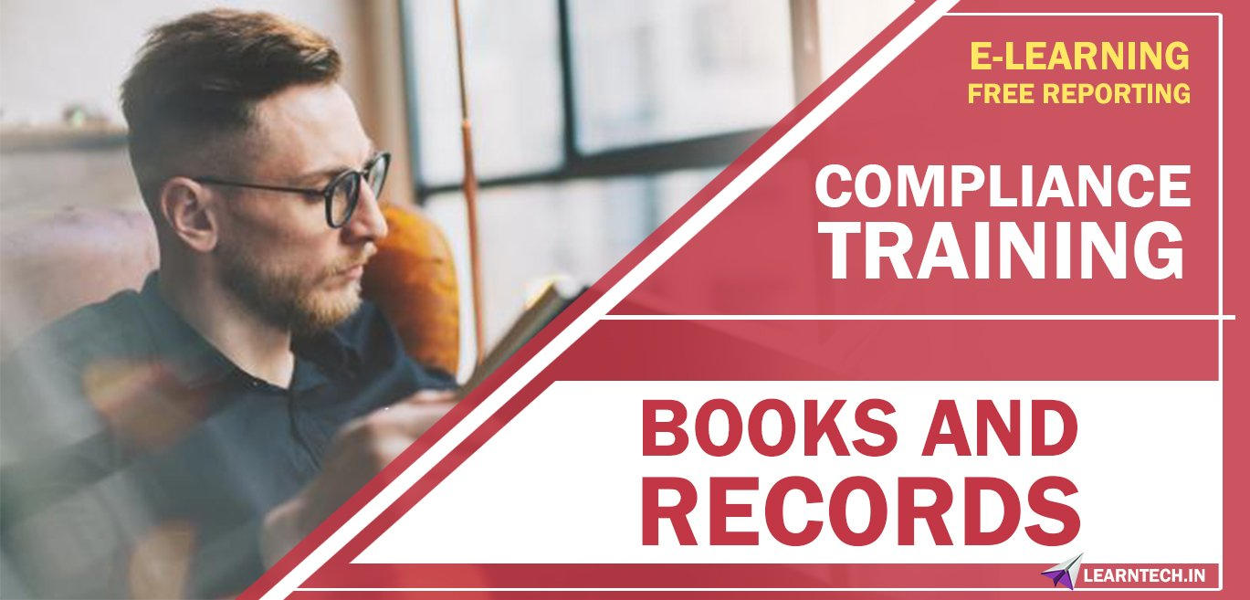 Books and Records | Compliance training | Ready Made online training