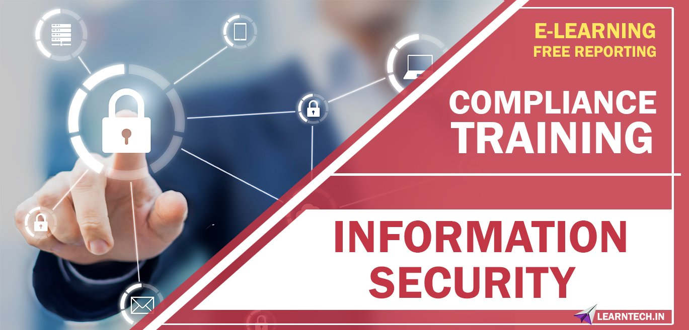 Information Security - Compliance training - Ready to go E learning Courses - Level 2 SCORM E learning