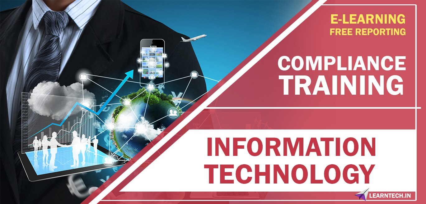 Information Technology - Compliance training - Off the Shelf E learning Courses Off the Shelf E learning Courses