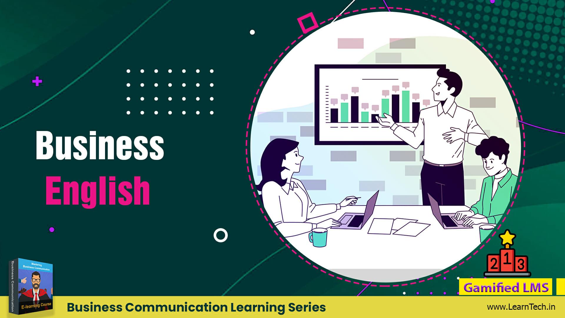 Business English – Off the shelf - Business Communication training - Off the Shelf E learning Courses