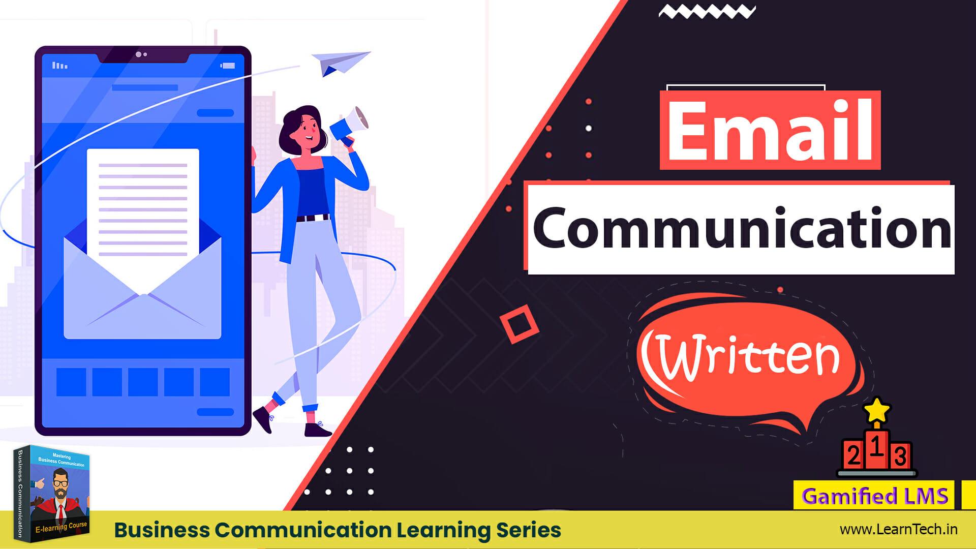 Email Communication – Business Communication training - Ready to go Online Courses